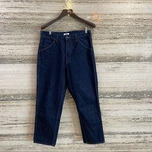 UNIQLO Men's Anti-fit Denim Jeans Size 32-inch
